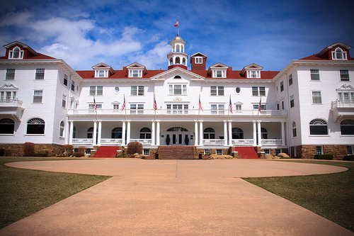 The Stanley Hotel - Photo by Flickr's seantoyer