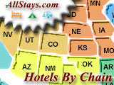 Chain Motels, Hotel Chains