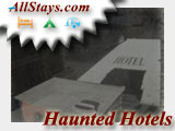 Haunted Hotels In California