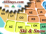 Ski Resort Vacation, Skiing Vacation
