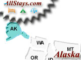 Campgrounds near Seward Alaska