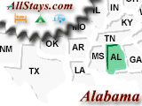 Bed and Breakfasts In Alexander City Alabama