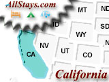 Campgrounds near San Francisco California