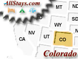 Campgrounds near Colorado Springs Colorado