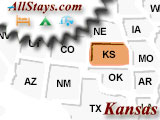 Campgrounds near Ottawa Kansas