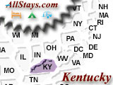 Campgrounds near Frankfort Kentucky