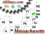 Campgrounds near Boston Massachusetts