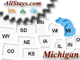 Interstate Highway Exits In Michigan