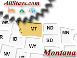 Campgrounds near Ronan Montana