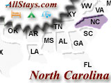 Campgrounds near Raleigh North Carolina