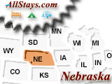 Campgrounds near Albion Nebraska