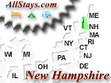 Campground near Keene New-Hampshire