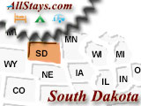 Campgrounds near De Smet South Dakota
