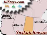 Campground near Moose Jaw Saskatchewan