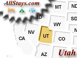 Campgrounds near St. George Utah