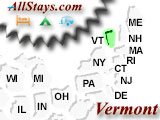 Bed and Breakfasts In Reading Vermont