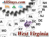 Campgrounds near Bridgeport West Virginia