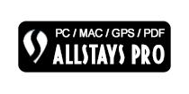 AllStays Pro App Store Logo 210x105